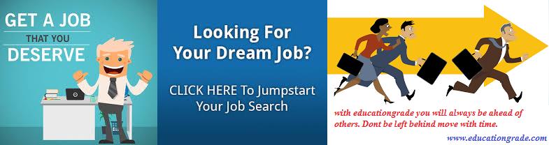 Job application letter link