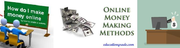 make money working online