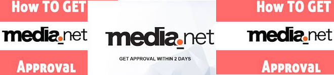Get media net approval in 5 days